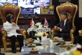 Dubes Inggris: Kerja sama Kota Surabaya-Liverpool perlu ditingkatkan