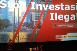 OJK minta masyarakat waspadai investasi dan pinjaman daring ilegal