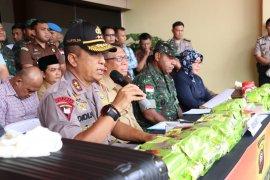 Polda Kalbar tangkap 52 tersangka kasus karhutla