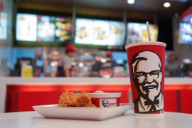 KFC turunkan dan tunda gaji karyawan dampak  COVID-19