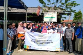UI beri pelatihan petugas TPS di Bogor