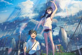 "Film anime ""Weathering with You"", kisah mengusir hujan yang masuk Oscar 2020"