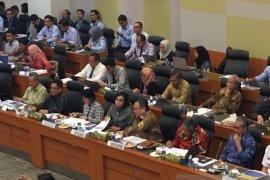 DPR-Pemerintah gelar rapat kerja bahas RUU APBN 2020