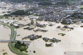 Korban tewas meningkat akibat hujan lebat di Jepang