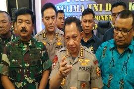 TNI-Polri siap dialog dalam koridor NKRI