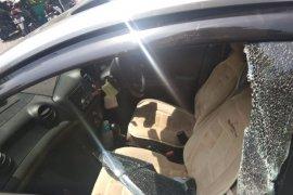 Pecahkan kaca mobil pencuri bawa kabur uang  Rp100 juta