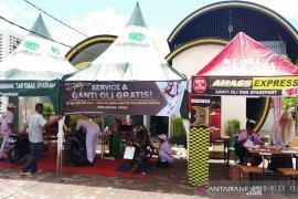 Pegadaian Area Aceh beri servis gratis untuk konsumen