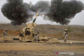 Saudi laporkan kerusakan usai proyektil Houthi hantam Jazan