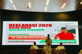 Djadi Galajapo siap dampingi cawali Surabaya pilihan Alim Markus