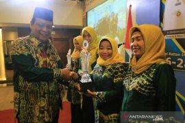 Perajin eceng gondok HSU 'melenggang' mulus ke Jakarta
