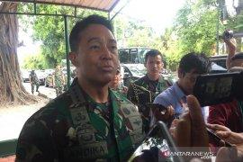 KSAD minta prajurit TNI harus terus bantu masyarakat bangun  Aceh