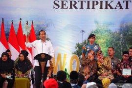 Presiden akan bersepeda di Borobudur dan bagikan sertifikat