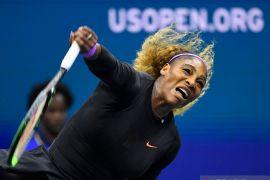Serena Williams menang ke-100 kali dan lolos semifinal AS Terbuka