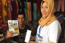 "Grebeg Pasar UMKM Go Online di Kota Jambi bikin pedagang lebih ""merdeka"""