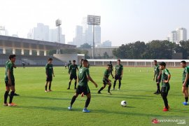 Pemain Bali dan Madura United  perkuat Timnas hadapi Malaysia