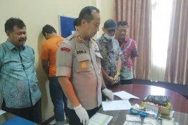 Polresta Samarinda ungkap satu kilogram sabu-sabu kemasan kotak susu