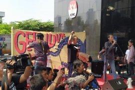 Koalisi minta Presiden Jokowi coret calon pimpinan KPK yang bermasalah