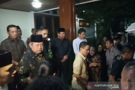 Jokowi  ucapkan belasungkawa kepada SBY