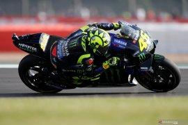 Rossi dan kubu Yamaha ungkap hasil hari pertama tes di Misano