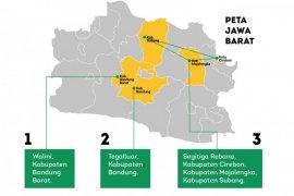 Rencana pemindahan ibu kota Jawa Barat telah melalui kajian komprehensif