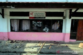 DPR kutuk perusakan Kantor Biro Antara di Papua