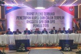 9 Parpol resmi lolos ke parlemen