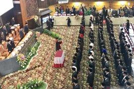 120 anggota DPRD Jatim periode 2019-2024 dilantik