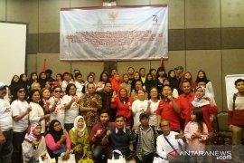 Ikrar setia kepada Pancasila menggema di Kota Bekasi