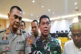 Pangdam XVII Cenderawasih: 700 personel TNI di-BKO-kan ke Jayapura