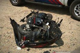 Kecelakaan maut, pengendara motor tewas dengan luka robek di dada
