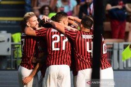 AC Milan petik kemenangan perdana bersama Giampaolo