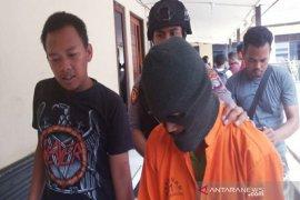 Seorang ayah bunuh anak kandung di Palangka Raya jadi tersangka