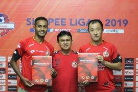 Jelang hadapi Barito Putra, Semen Padang kontrak dua pemain baru