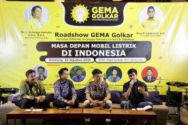 Pengamat: Mobil listrik merupakan masa depan  Indonesia