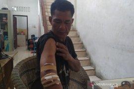 Begal kembali beraksi di Medan, lukai tangan korban dengan sajam