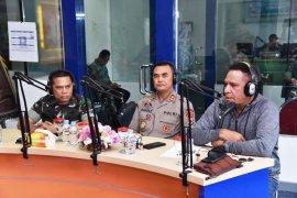 Kapolda: situasi di Kota Jayapura kondusif