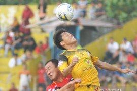 Shopee Liga 1 2019 - Barito Putra tekuk Semen Padang 2-3