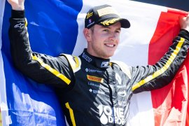 Dunia otomotif berduka, Pebalap Prancis Anthoine Hubert tewas di GP Belgia