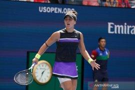 Ungguli Wozniacki,  Andreescu capai babak 16 besar