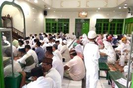 Umat Muslim Biak Numfor zikir sambut 1 Muharram