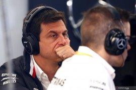 Bos Mercedes tak puas dengan hasil kualifikasi