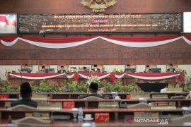 55 Anggota DPRD Kaltim periode 2019-2024 dilantik