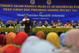 Jusuf Kalla dorong pengembangan riset di universitas