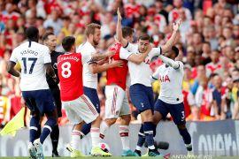 Jalannya pertandingan Derby London Utara, Arsenal dan Spurs berbagi poin