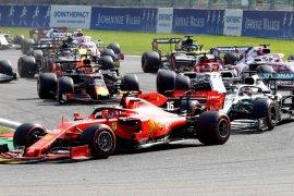 Formula 1: Statistik Grand Prix Belgia