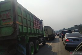 Kecelakaan maut Cipulrang, kendaraan menuju Jakarta dialihkan lewat GT Cikamuning