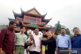 Direktur TSI Jansen Manansang akan bantu India bikin kebun binatang