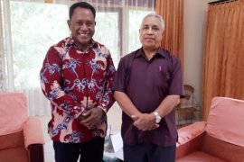 Papua Terkini -  Utusan Megawati temui pemuka agama di Papua