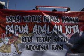Dukung  Papua damai, 500 WNI di AS gelar aksi solidaritas