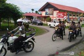 Kondisi Distrik Abepura  Jayapura sudah kondusif